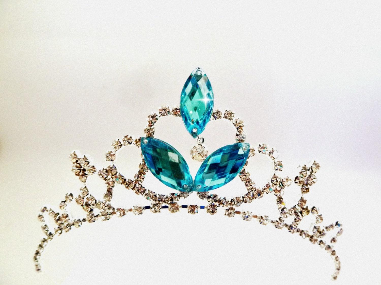 FROZEN ELSA CROWN Kids crownElsa Tiara Frozen tiara Girls