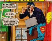 Action Comics #371 - January 1969 Issue - DC Comics - Grade VG/F