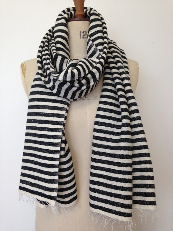 Online shopping for popular & hot Black and White Striped Scarf from Women's Clothing & Accessories, Scarves, Men's Clothing & Accessories, Scarves and more related Black and White Striped Scarf like red and black striped scarf, black and blue striped scarf, white and black striped scarfs, black and white striped scarfs. Discover over of the best Selection Black and White Striped.
