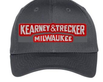 Kearney & Trecker Milwaukee hat