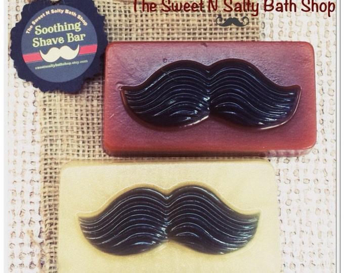 Barber Shoppe Scented Shave Soap Bar