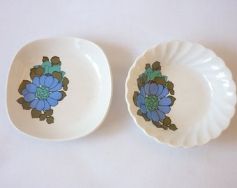 Two Small Myott Ceramic Dishes