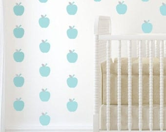 Wall Decals Nursery, Wall Decal Nursery, Nursery Wall Decal, Baby Wall Decal, REMOVABLE and REUSABLE