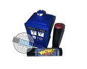 WOW! - Cherry Melon Pop Rocks Flavor Doctor Who Inspired Shimmer Lip Balm Geek Stix - Bill - Comes with Pop Rocks Candy