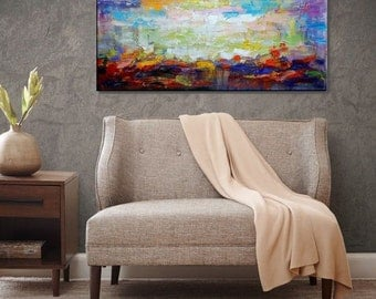Large Canvas Art, Canvas Painting, Oil Painting, Abstract Painting, Abstract Art, Original Art, Impasto Painting, Large Wall Art, Large Art