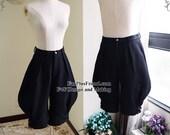 Exclusive Designer Fashion, Steampunk Unisex Puffy Breeches