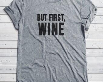 But first, WINE Shirt