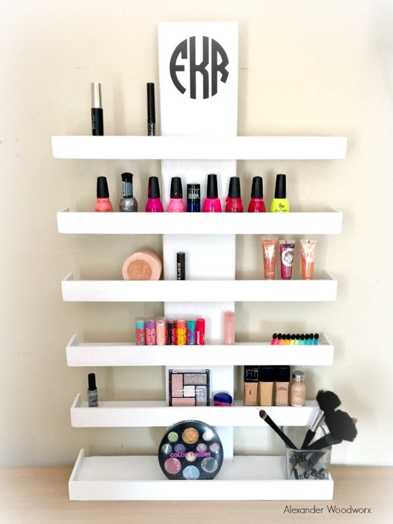 makeup organizer makeup holder wall mounted by