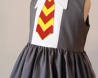 Harry Potter   Harry Potter Dress   Hogwarts Dress   Harry Potter Birthday   Hermione Dress   Harry Potter Costume   Halloween Costume