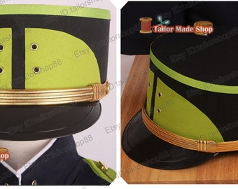 Seraph of the End Yoichi Saotome cosplay hat