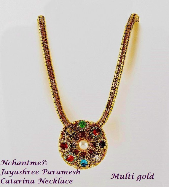 Catarina Necklace Kit