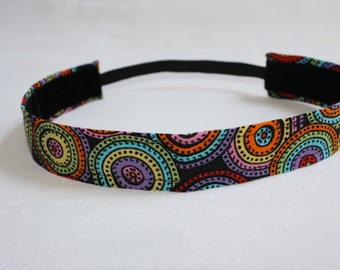 Cute Non-Slip Headband, Running Headband, Workout Headband