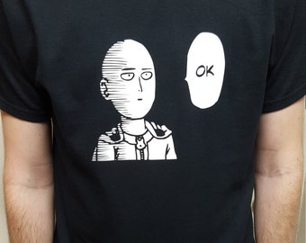 One-Punch Man Shirt