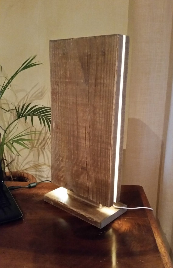 Led Wooden Recovery Lamp Mag 249 T Table Lamp
