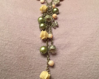 Romantic Spring Necklace