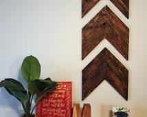 Arrow Wall Decor, chevron decor, chevron arrows, arrow home decor, barn wood arrows, black wood decor, barn wood decor, arrows,