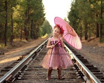 Pink Camo Flower Girl Dresses, Camo Wedding, Girls Pink Camo Dress, Flower Girl Dress, Camo Tutu, Camo Tutu Dress,  Camo Dress, Pink Camo