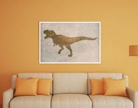 Dinosaur decor dinosaur room decor t rex tyrannosaurus rex for T rex bedroom decor