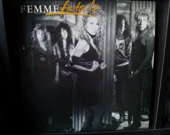 Femme Fatale - 'Femme Fatale' Vinyl LP (1988)