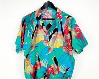 Shirt style Gauguin