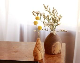 White Dried Flower Arrangement