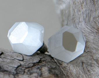 handcrafted perspex earrings