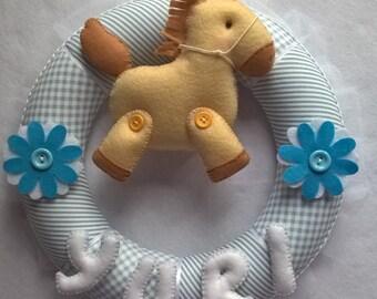 Stephanee Stitchable Pony//Dolphin