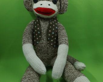 Monkey Business Sock Monkey