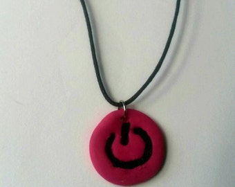 Geek Necklace
