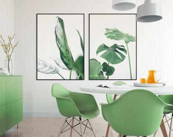 Home decor for sale | Double tropical photography | Printable poster | Poster Printing tropical art pictures |
