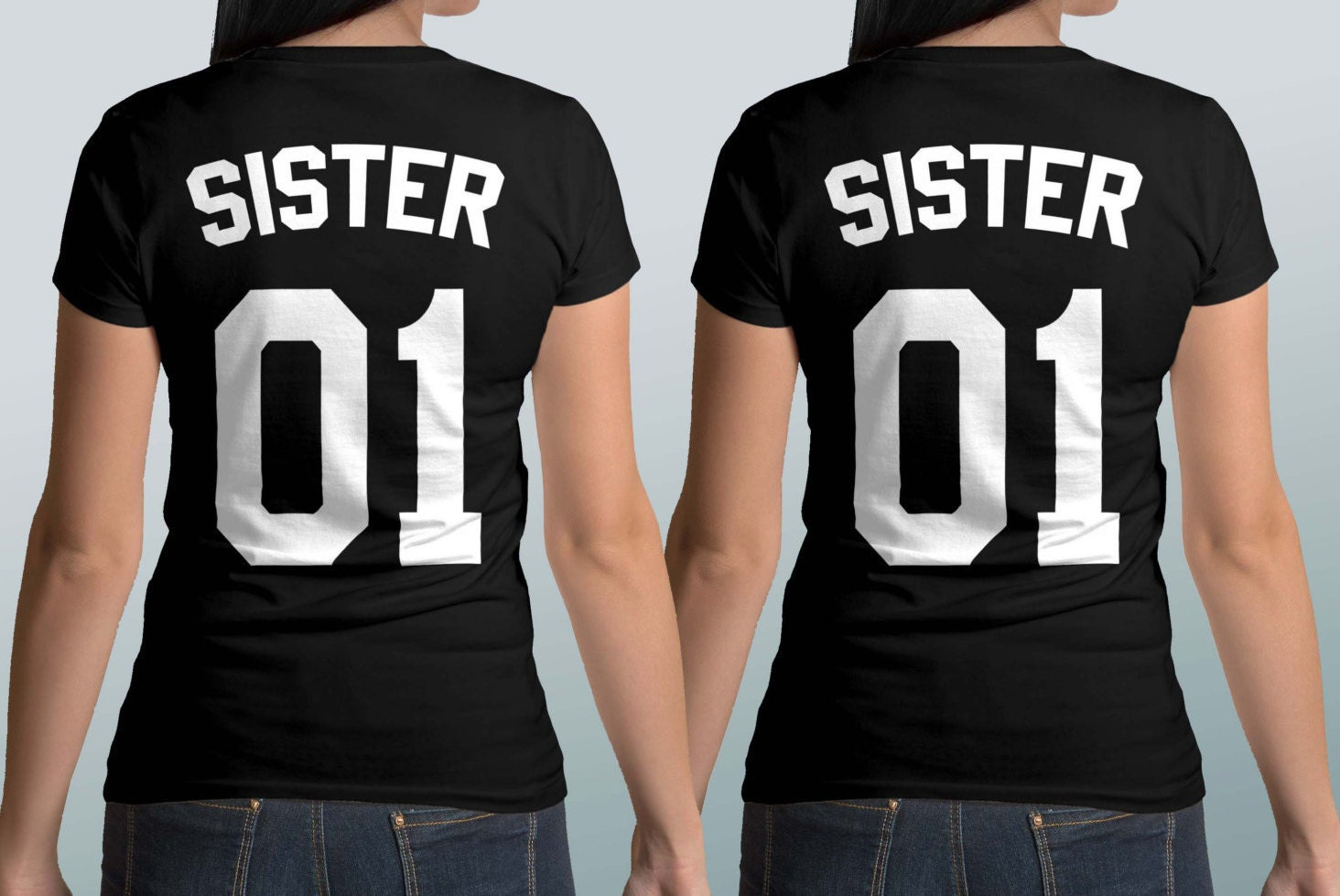 sister t shirts sister 01 shirt big sister shirt by