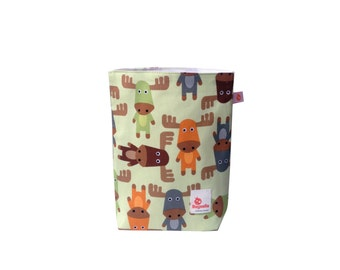 CLEARANCE Reusable Snack Sack | Moose