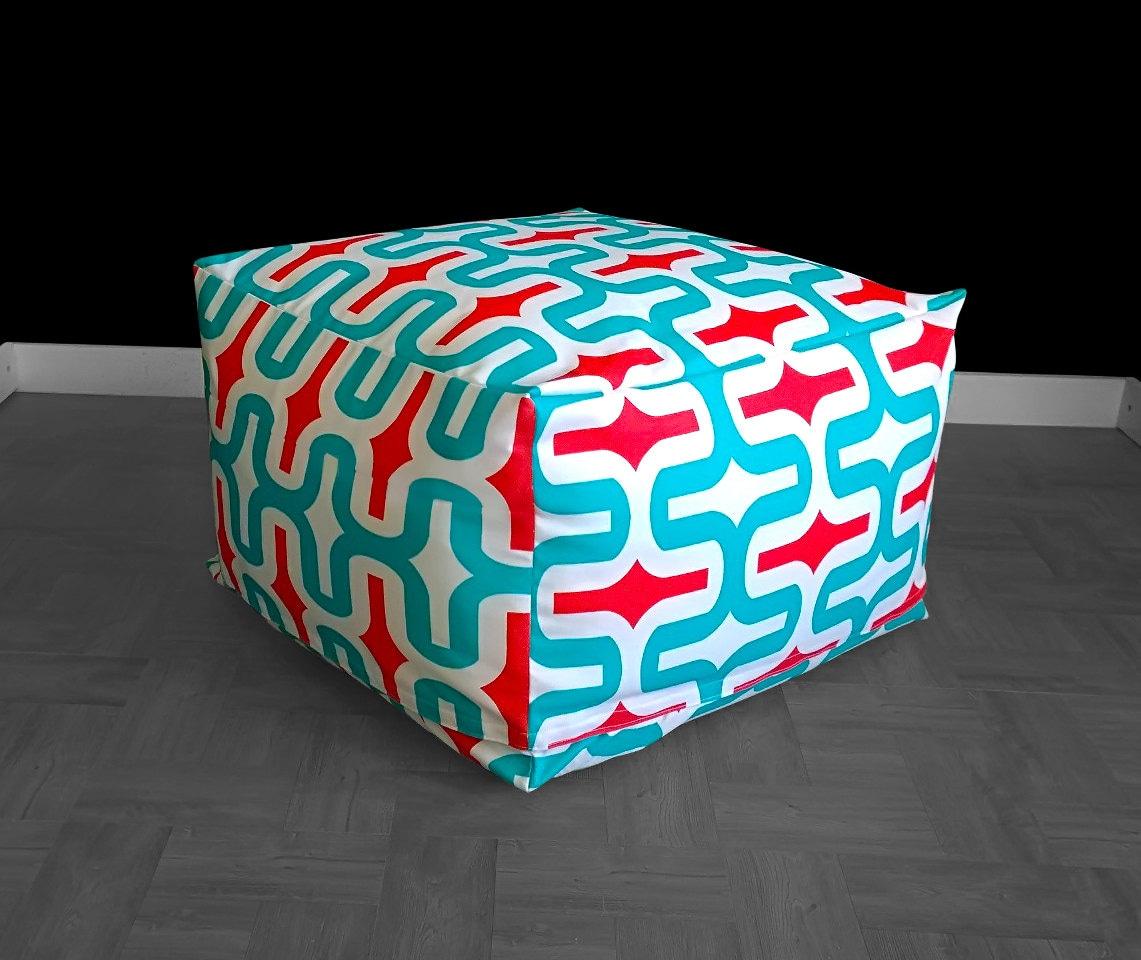 colorful custom ikea jordbro bean bag covers. Black Bedroom Furniture Sets. Home Design Ideas