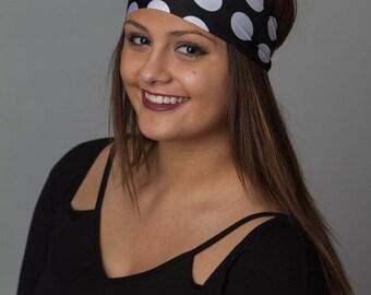 Yoga Headband by Manda Bees - No Slip Fitness Workout Headband - SWING