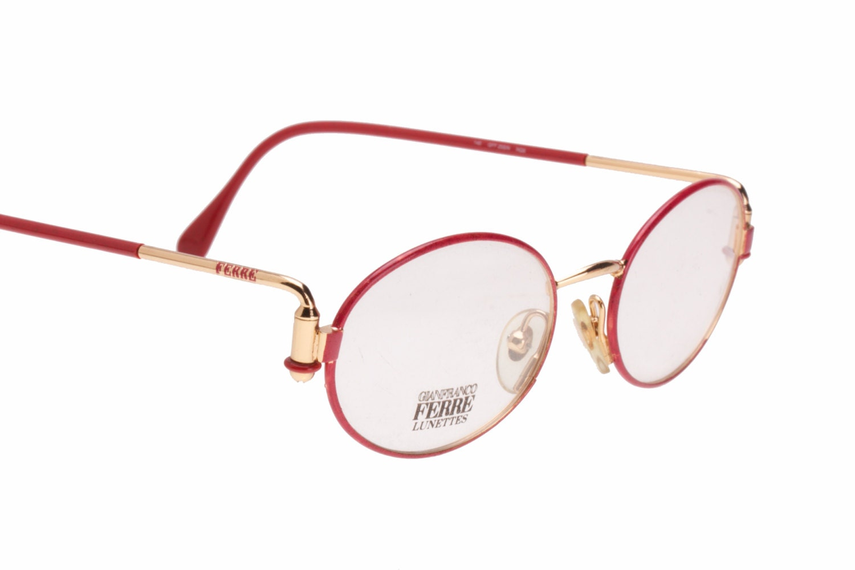 59005afbd4 Gianfranco Ferré 258 Vintage Eyeglasses