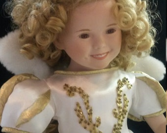 """The """"Little Princess"""" Shirley Temple by TheDanbury Mint"""