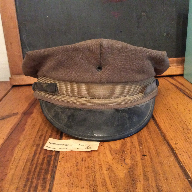 Vintage Military Hat 65