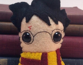 Harry Potter Hogwarts plushie