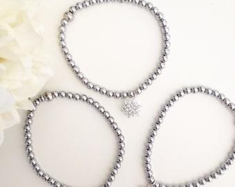 Autumn bracelets 1 quantity available per type of pendant