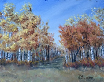 Autumn Woods 4