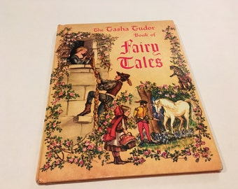 The Tasha Tudor Book of Fairy Tales - Illustrated Children's Picture Book