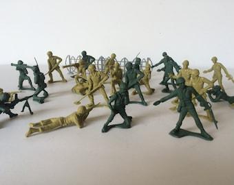 Classic ARMY Figurines | Plastic
