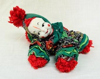 Vintage yo yo clown