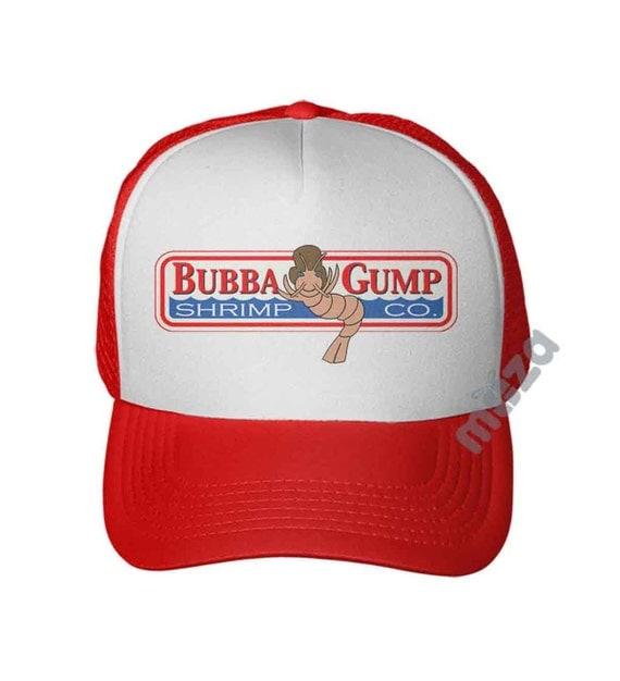 Bubba Gump Logo Curved bill bubba gump shrimp co hat cap forrest gump ...