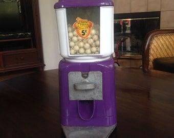 Vintage ACORN Vending Machine