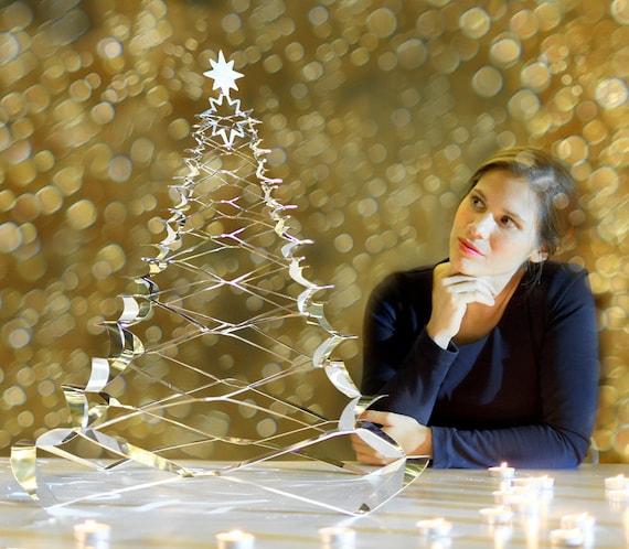 GRANN Grand model - the tree of deployable Christmas stainless - 60cm