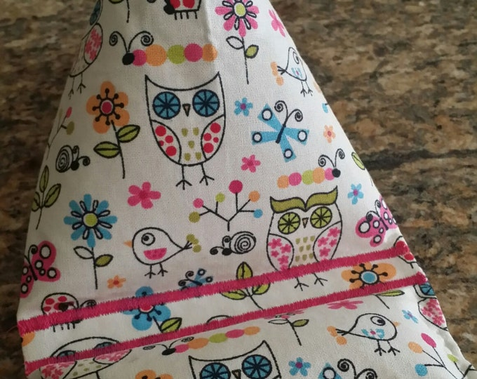 Gadget Bags-Whimsical Collection (Who Stick Owl )