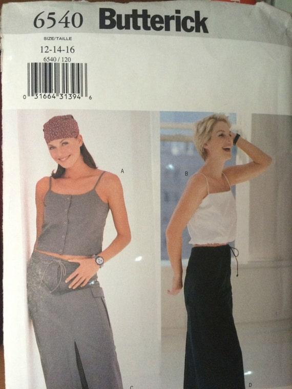 Cargo Skirt Pattern 86