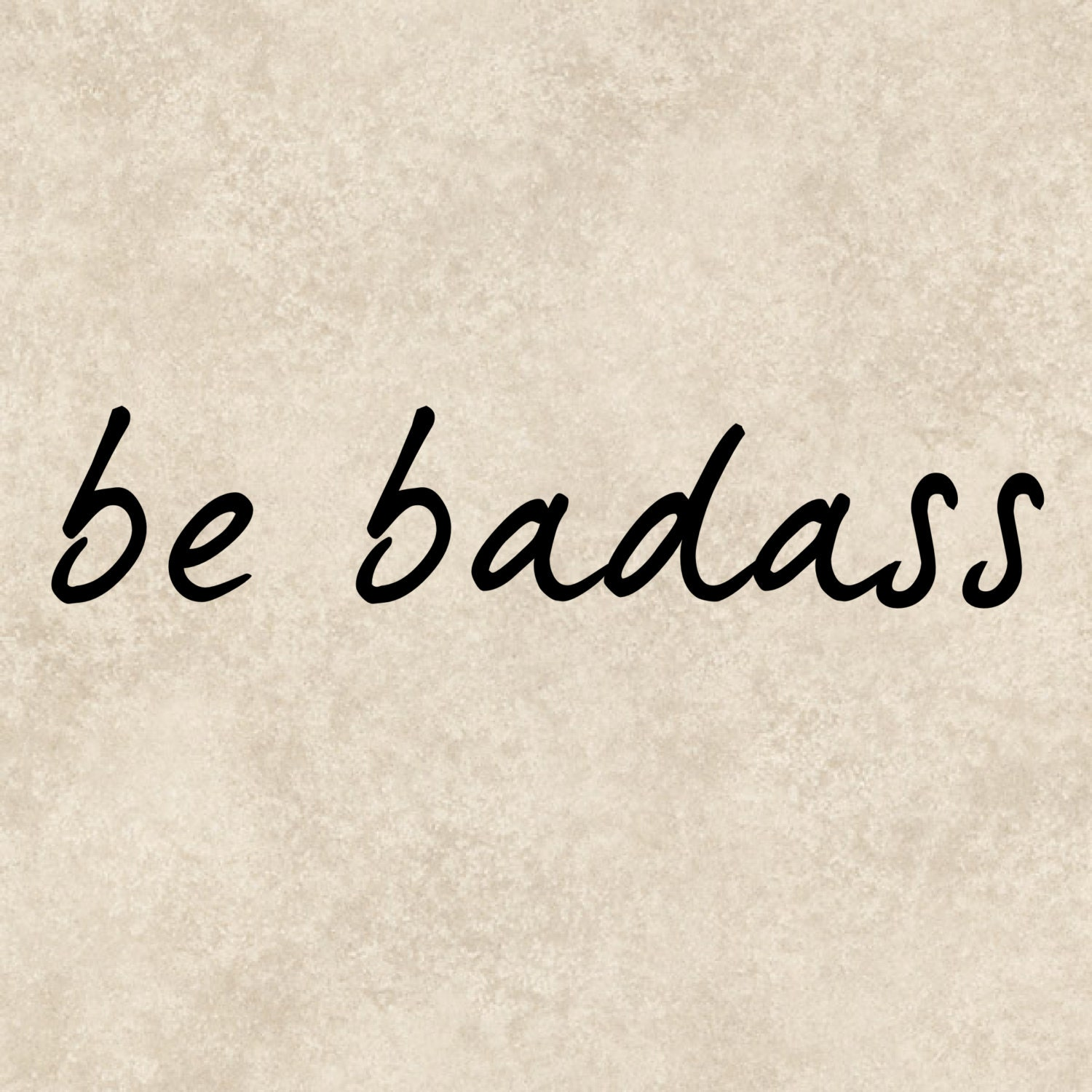 Car decals tribal graphic design zion series - Be Badass Decal Be Badass Sticker Quote Saying Car Sticker Car Graphic Vehicle Laptop Sticker Tablet Phone