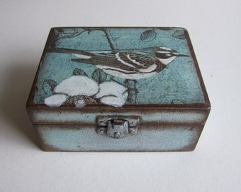 trinket box/ jewellery box